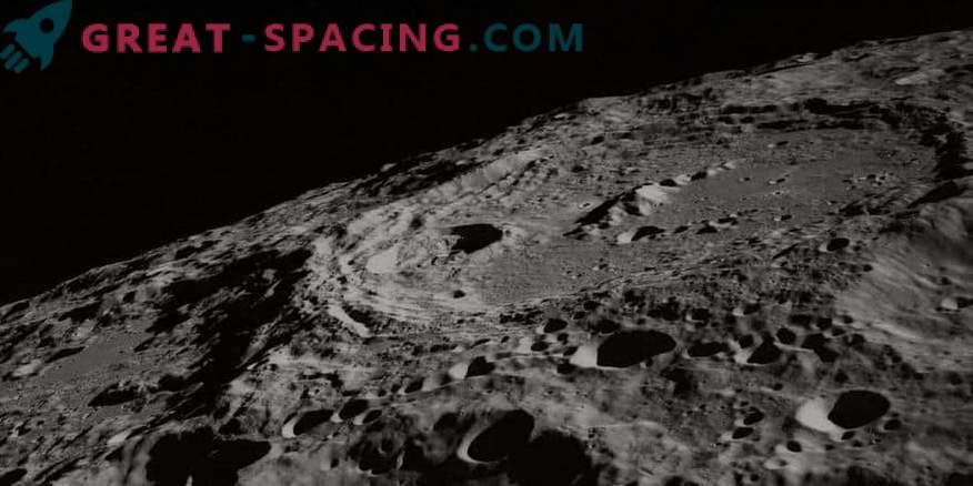 Eine neue Studie untersucht den langsamen Abgang des Mondes von einer gefrorenen Erde