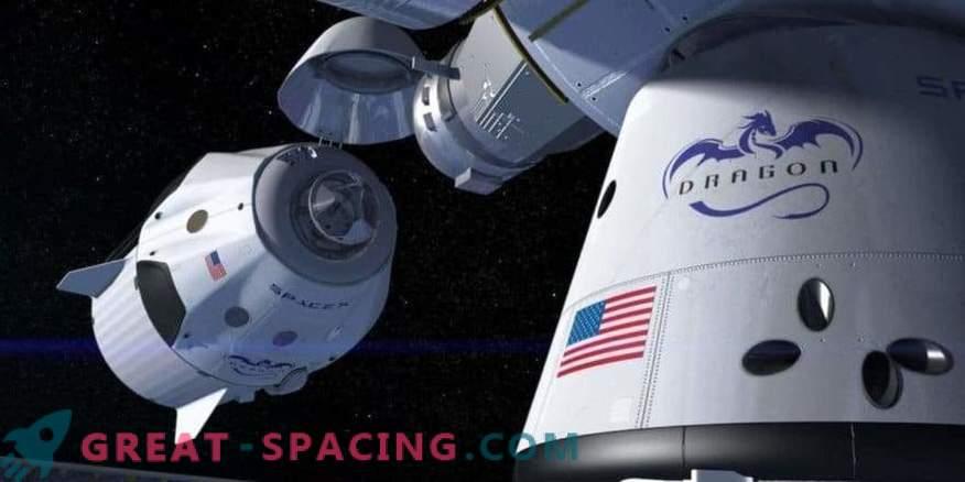 SpaceX-Testflug ist für den 7. Januar geplant