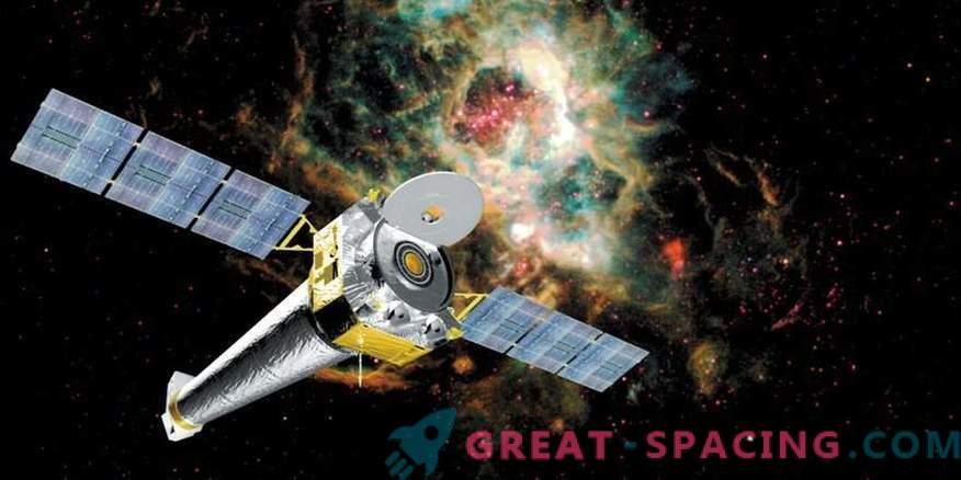 Das Chandra-Weltraumteleskop kehrt zu seiner normalen Arbeit zurück
