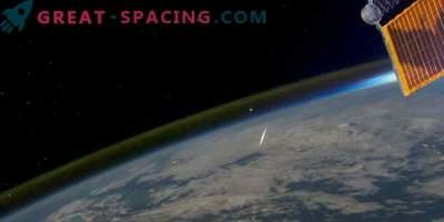 Feuerball ließ Meteoriten fallen