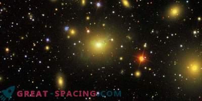 Kosmisches Rezept des nächsten Universums von Hitomi