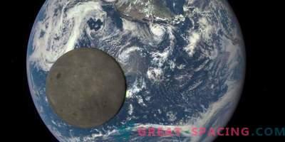 Wasser könnte auf der Erde vor dem Aufprall vorhanden sein, der den Mond erzeugt hat.