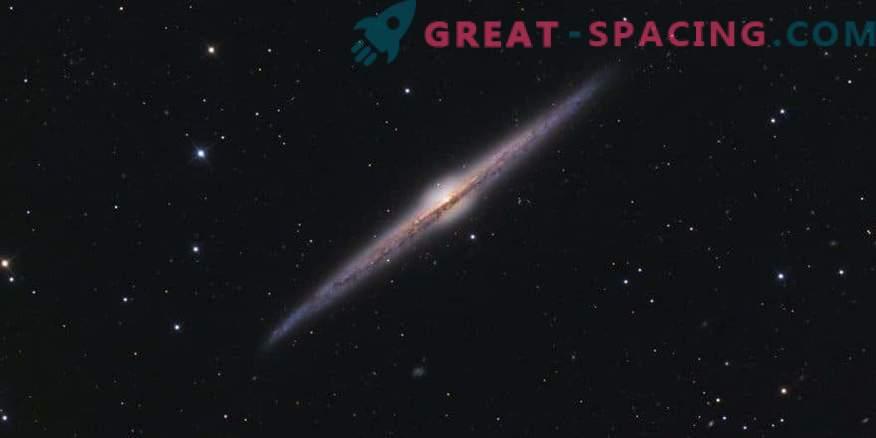Die Milchstraße wird größer?