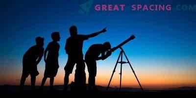 Hochwertige Teleskope für jeden Geschmack