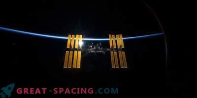 Лоши временски услови одложувања на ISS.