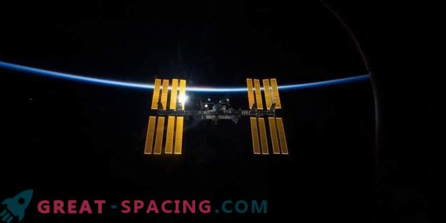 Schlechtes Wetter verzögert Start auf der ISS