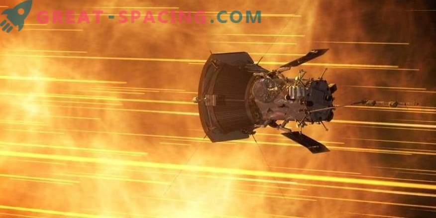 Die Parker-Sonde bereitet sich darauf vor, sich der Sonne wieder zu nähern.