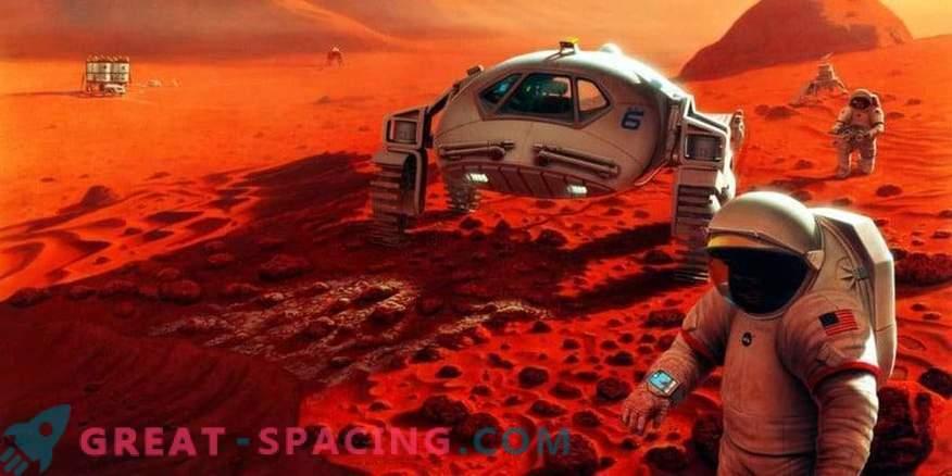Die Besiedlung des Mars kann die Menschheit zwingen, ihren Körper und Geist zu verändern.