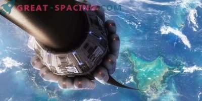 Das Experimentieren mit dem japanischen Weltraumlift wird nächste Woche beginnen!