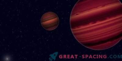 Der Stern von EPIC 206011496 hat einen Zwergsatelliten.
