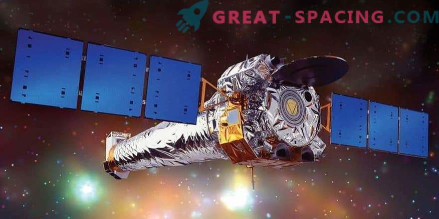 Chandra Observatory kehrt zur Arbeit zurück