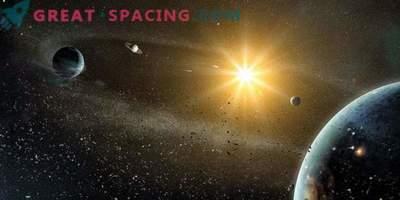 Die Planetenbildung beginnt vor der Sternenreife.