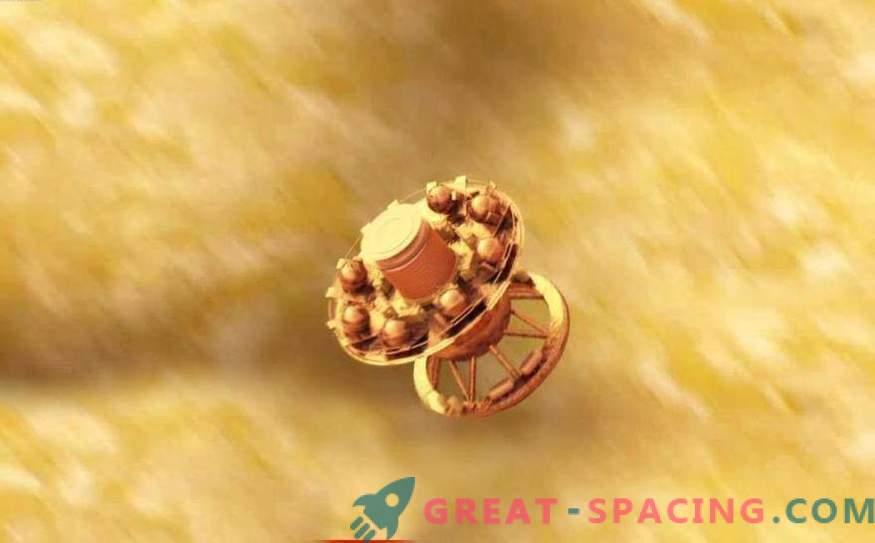 Wie lange wird das neue russische Schiff auf der Venus arbeiten?