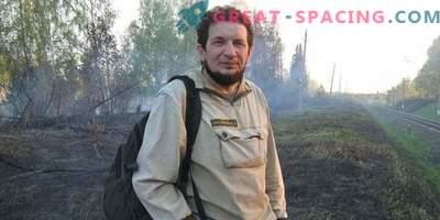 Hängt der Tod des Ufologen Wadim Tschernobrow mit seiner Tätigkeit zusammen?
