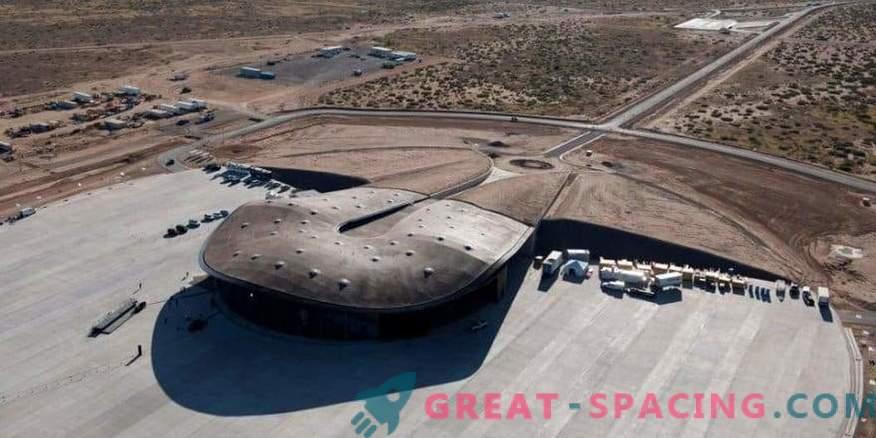 NASA-Technologie startet vom New Mexico Spaceport