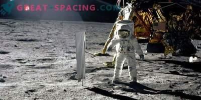 Mehrwegfahrwerk für Mondmissionen