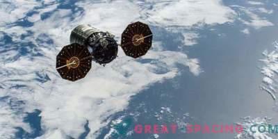 Vesoljska ladja Cygnus je končala ognjeno smrtno misijo