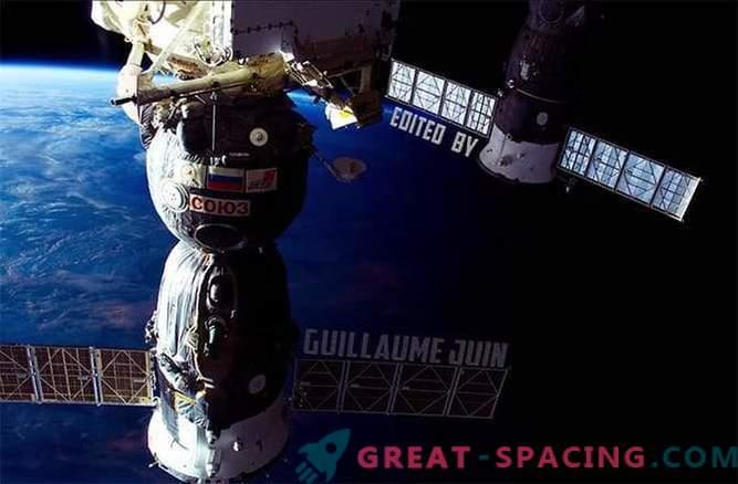 Dies ist keine Computergrafik, dies ist ISS!