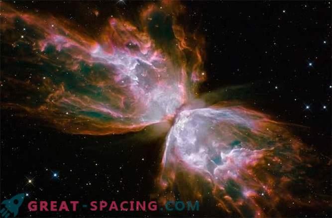 Spektakuläre Fotos von bipolaren planetarischen Nebeln