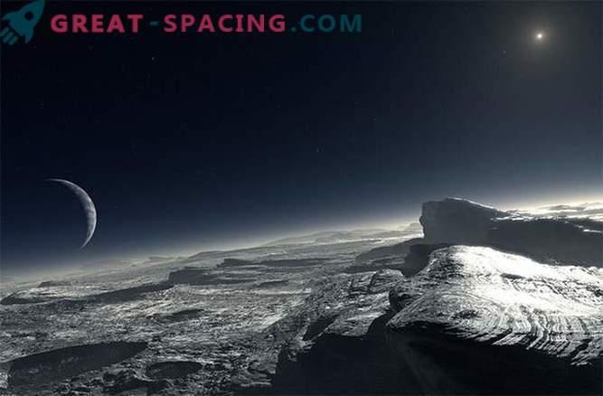 Pluto hat möglicherweise tiefe Meere und uralte tektonische Verwerfungen.