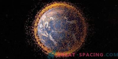 Welches Land führt die Erzeugung von Weltraummüll an?