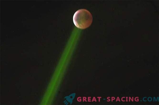 Auswahl der besten Fotos der Mondfinsternis