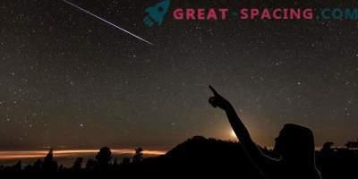 Beobachtung des Lyridischen Meteoritenschauers vom 21. bis 22. April 2019