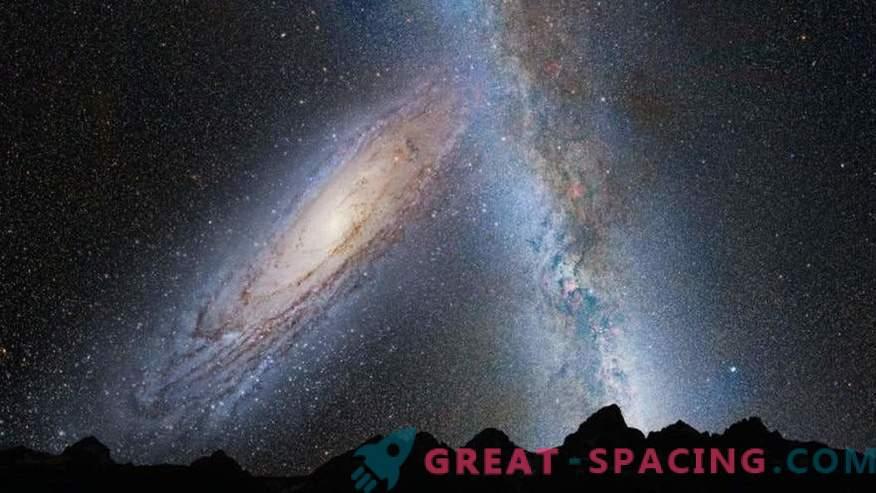 Die Milchstraße verschluckte die Galaxie und erschuf neue Sterne. Schlussfolgerungen der Gaia-Mission