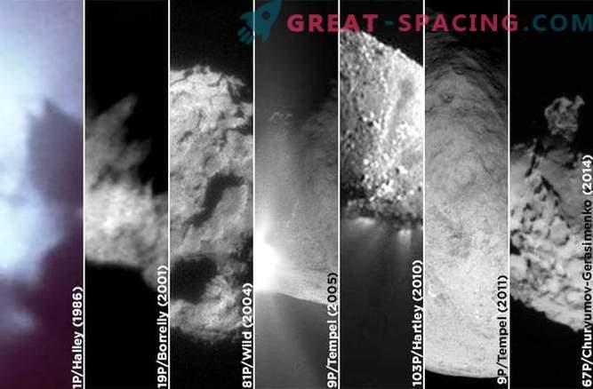 7 Kontakte mit Kometen