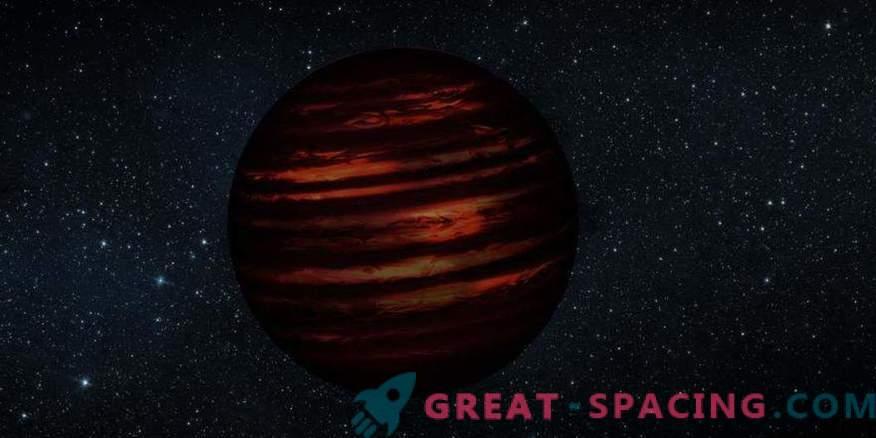Es wurde festgestellt, dass der Braune Zwerg ein Objekt der Planetenmasse ist.