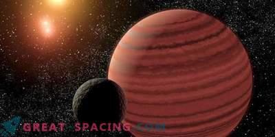Neue kalte Welt in der Nähe der Sonne