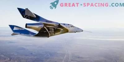 Neuer SpaceShipTwo macht freien Erstflug
