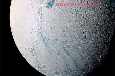 Saturns Satellit Enceladus hat einen Ozean unter seiner Oberfläche