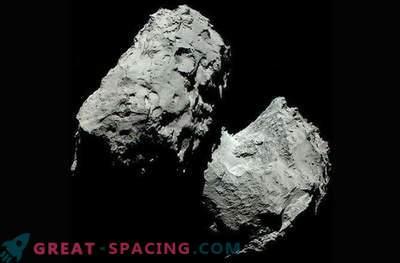 Sorry Rosette, dein Komet stinkt