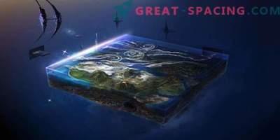 Was wäre, wenn unsere Erde wirklich flach wäre?