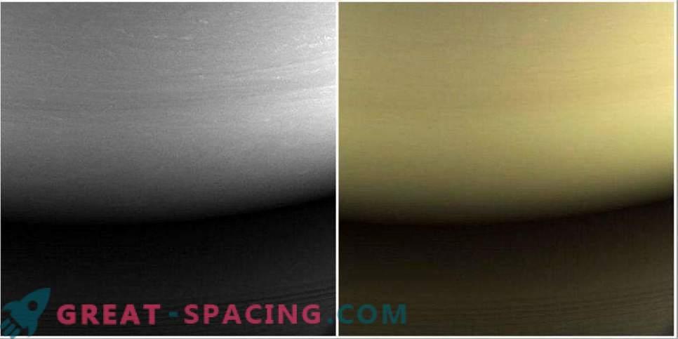 Letzte Einstellung von Cassini? Nun ... nicht wirklich