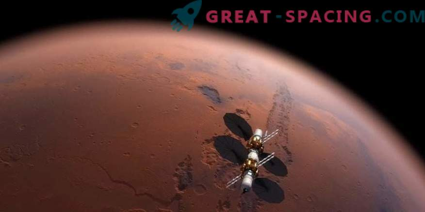 Leben auf dem Mars: Können außerirdische Mikroben in Salt Lakes überleben?