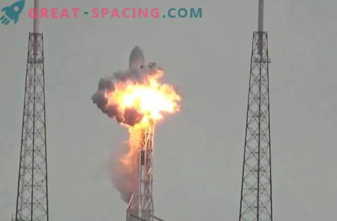 SpaceX hat die Ursache der Raketenexplosion gefunden