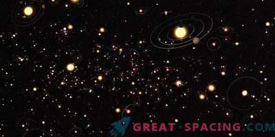 Zusammenprall zweier Welten! Großunfall in einem fremden Sternensystem