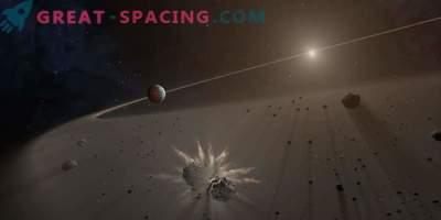 Staubige Protoplanetenscheiben