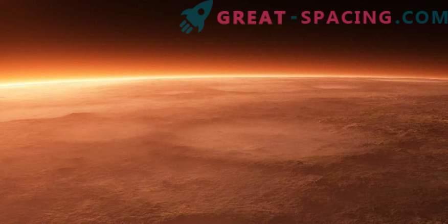 Warum hörte das Wachstum des Mars auf?