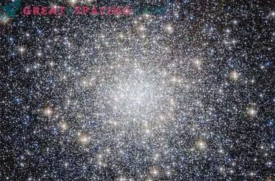 Hubble sah die Schneekugel im Weltraum