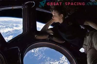 Glas, das Strahlung absorbiert, könnte Astronauten schützen