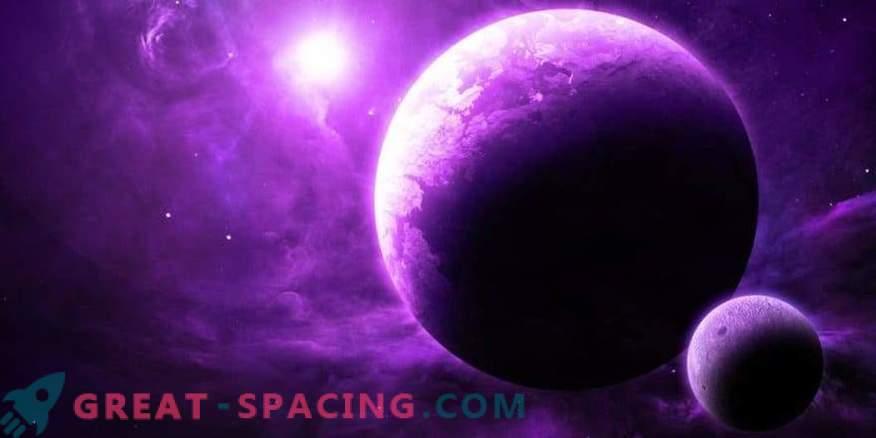 Außerirdisches Leben kann violett sein