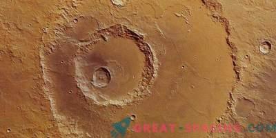 Entdeckte den Ursprung des Meteoritenkraters des Planeten Mars