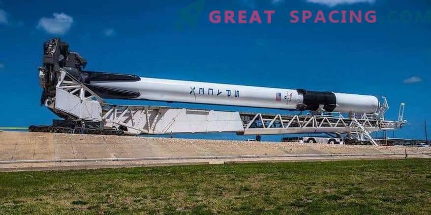 Neuer Start von SpaceX nach einem Monat der Stille