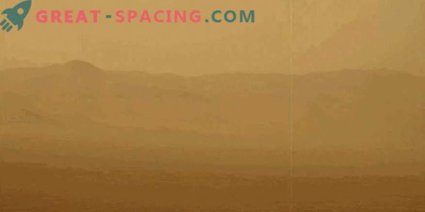 Staub kann die Kolonisierung des Mars verhindern.