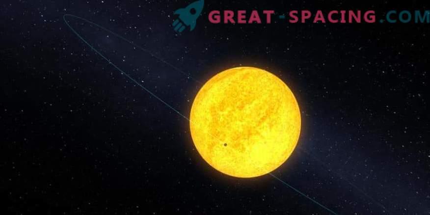 Röntgenkarakteristik av stjärnor med planeter