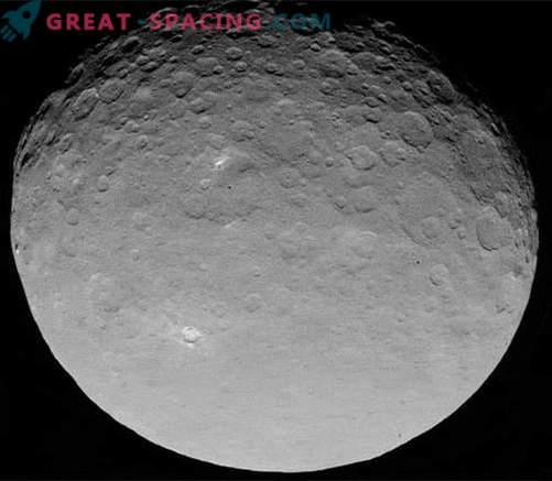 Dawns Mission nähert sich Ceres, um seine mysteriösen Stellen zu sehen.