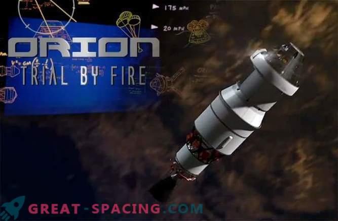 Das neueste Raumschiff der NASA wird für den Test in die Umlaufbahn gebracht.